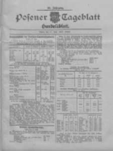 Posener Tageblatt. Handelsblatt 1907.06.17 Jg.46