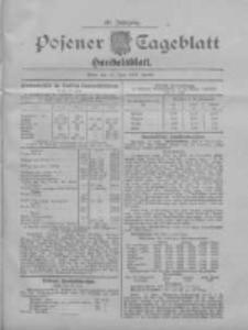 Posener Tageblatt. Handelsblatt 1907.06.18 Jg.46