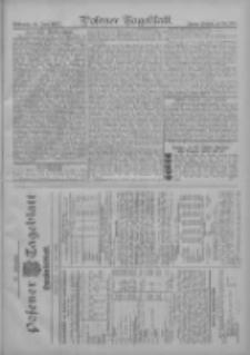 Posener Tageblatt. Handelsblatt 1907.06.25 Jg.46