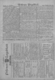 Posener Tageblatt. Handelsblatt 1907.06.29 Jg.46