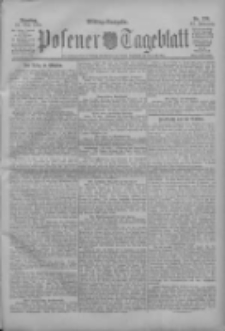 Posener Tageblatt 1904.05.24 Jg.43 Nr238