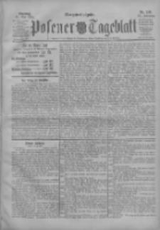 Posener Tageblatt 1904.05.31 Jg.43 Nr249