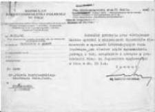 Sprawozdanie Konsulatu R.P. w Pile z manifestacji niemieckiej dot. prehistorii