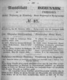 Amtsblatt der Königlichen Preussischen Regierung zu Bromberg. 1849.11.23 No.47