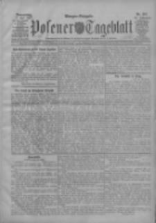 Posener Tageblatt 1907.07.04 Jg.46 Nr307