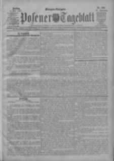 Posener Tageblatt 1907.07.05 Jg.46 Nr309