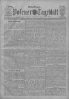 Posener Tageblatt 1907.07.08 Jg.46 Nr314