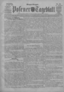 Posener Tageblatt 1907.07.11 Jg.46 Nr319