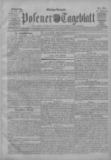 Posener Tageblatt 1907.07.11 Jg.46 Nr320
