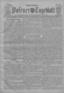 Posener Tageblatt 1907.07.12 Jg.46 Nr321