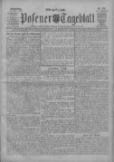 Posener Tageblatt 1907.07.18 Jg.46 Nr332