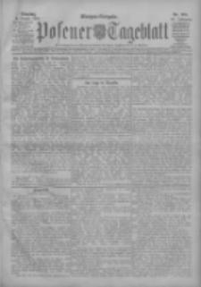 Posener Tageblatt 1907.08.06 Jg.46 Nr363