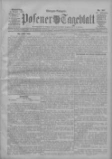 Posener Tageblatt 1907.08.08 Jg.46 Nr367