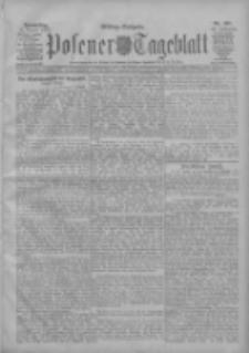 Posener Tageblatt 1907.08.08 Jg.46 Nr368