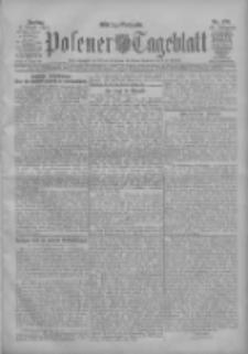 Posener Tageblatt 1907.08.09 Jg.46 Nr370