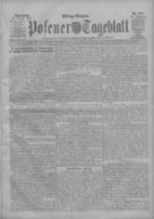 Posener Tageblatt 1907.08.10 Jg.46 Nr372