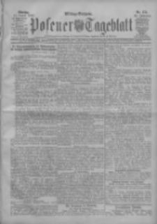 Posener Tageblatt 1907.08.12 Jg.46 Nr374