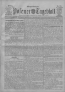 Posener Tageblatt 1907.08.13 Jg.46 Nr375