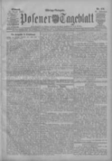 Posener Tageblatt 1907.08.14 Jg.46 Nr378