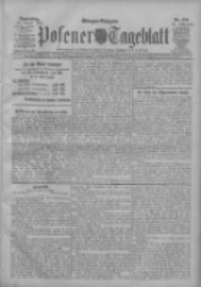 Posener Tageblatt 1907.08.15 Jg.46 Nr379
