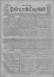 Posener Tageblatt 1907.08.17 Jg.46 Nr383