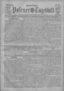 Posener Tageblatt 1907.08.22 Jg.46 Nr391