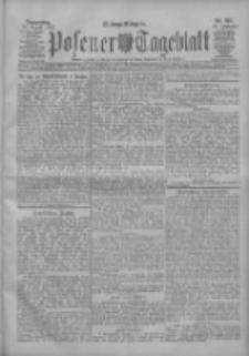 Posener Tageblatt 1907.08.22 Jg.46 Nr392