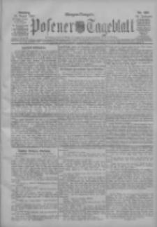 Posener Tageblatt 1907.08.27 Jg.46 Nr399