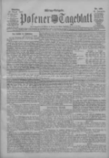 Posener Tageblatt 1907.08.27 Jg.46 Nr400