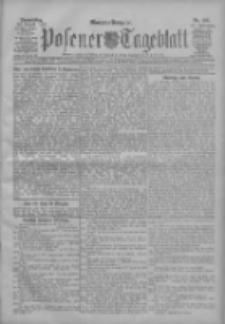 Posener Tageblatt 1907.08.29 Jg.46 Nr403