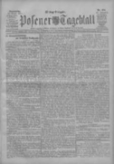Posener Tageblatt 1907.08.29 Jg.46 Nr404