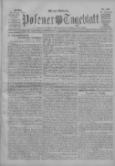 Posener Tageblatt 1907.08.30 Jg.46 Nr406