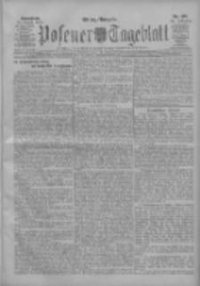 Posener Tageblatt 1907.08.31 Jg.46 Nr408
