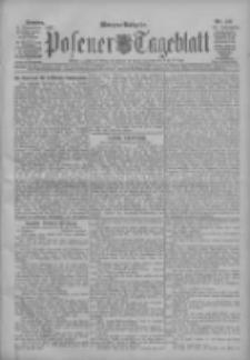 Posener Tageblatt 1907.09.03 Jg.46 Nr411