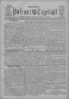 Posener Tageblatt 1907.09.03 Jg.46 Nr412