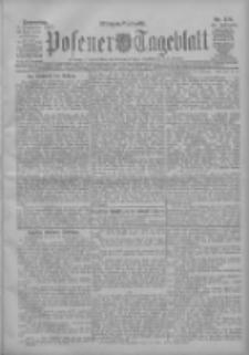 Posener Tageblatt 1907.09.05 Jg.46 Nr415