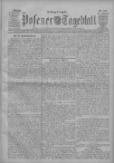 Posener Tageblatt 1907.09.09 Jg.46 Nr422