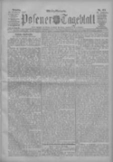 Posener Tageblatt 1907.09.10 Jg.46 Nr424