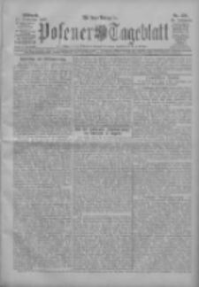 Posener Tageblatt 1907.09.11 Jg.46 Nr426