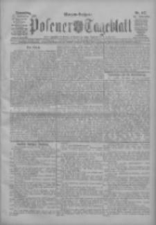 Posener Tageblatt 1907.09.12 Jg.46 Nr427