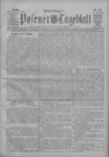 Posener Tageblatt 1907.09.13 Jg.46 Nr429