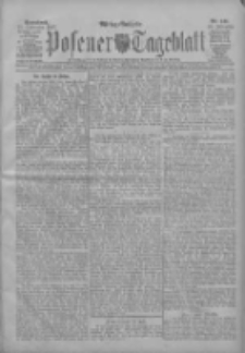 Posener Tageblatt 1907.09.21 Jg.46 Nr444