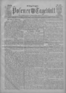 Posener Tageblatt 1907.09.23 Jg.46 Nr446