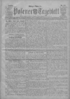 Posener Tageblatt 1907.09.24 Jg.46 Nr447
