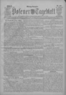 Posener Tageblatt 1907.09.25 Jg.46 Nr450