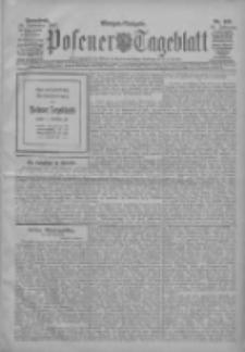Posener Tageblatt 1907.09.28 Jg,46 Nr455