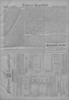 Posener Tageblatt. Handelsblatt 1907.07.01 Jg.46