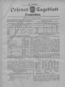 Posener Tageblatt. Handelsblatt 1907.07.02 Jg.46