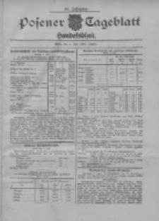 Posener Tageblatt. Handelsblatt 1907.07.03 Jg.46