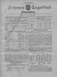 Posener Tageblatt. Handelsblatt 1907.07.04 Jg.46